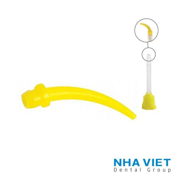 Đầu bơm cao su Oral tip