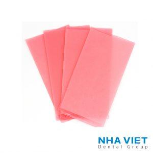 Sáp hồng miếng Base Plate Wax 500g