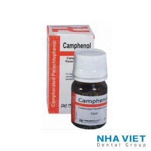 Thuốc băng ống tủy Camphenol Prevest
