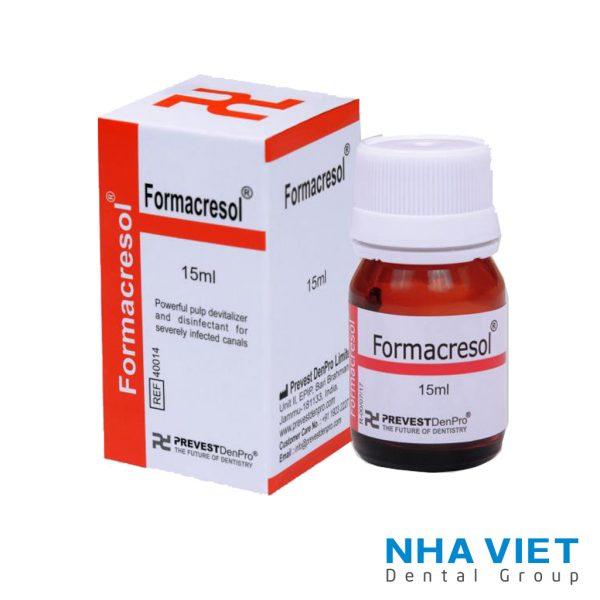 Thuốc băng ống tủy Formacresol Prevest