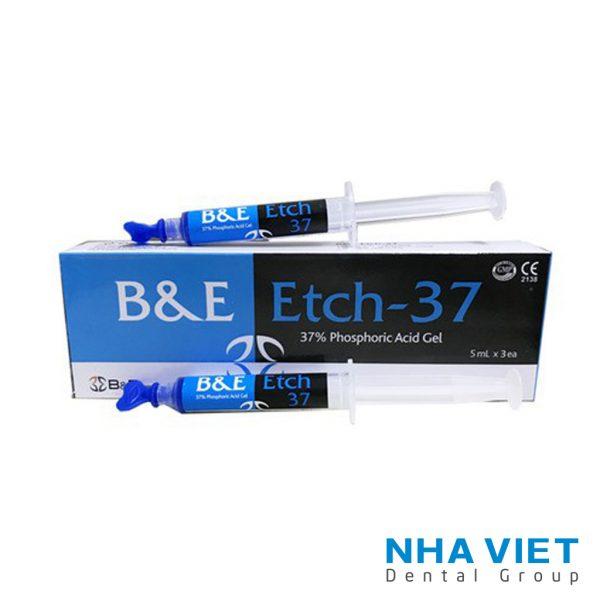 Etching B&E 37%