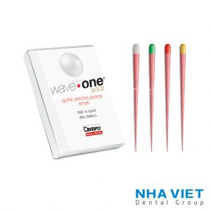 Cone gutta waveone gold Dentsply