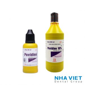 Dung dịch sát trùng Povidine
