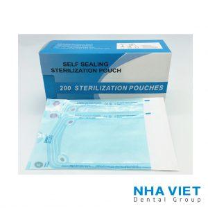 Túi hấp vô trùng tự dán Self-sealing Pouch 1