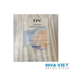 Ống hút phẫu thuật nhựa TPC