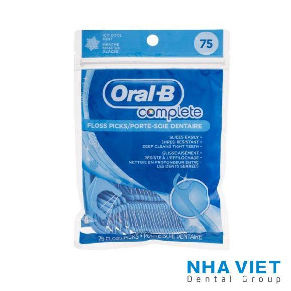 Chỉ nha khoa Oral - B complete