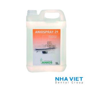 Aniospray 29 5l - nuoc rua dung cu