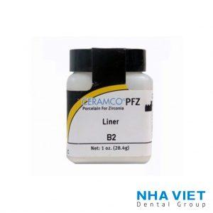Ceramco3 PFZ Liner
