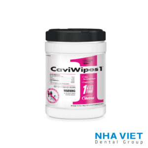 Giấy lau sát khuẩn Caviwipes