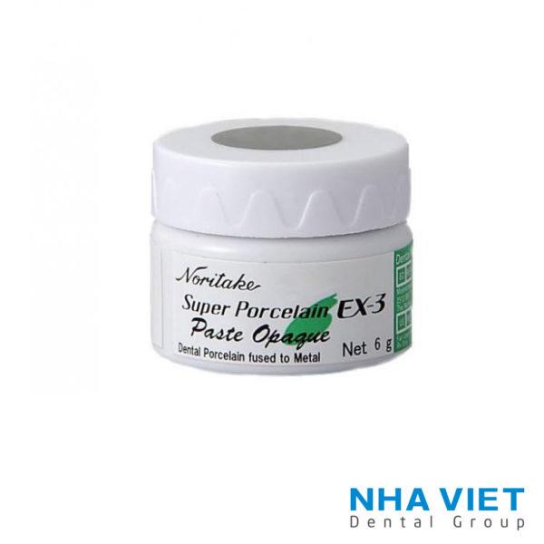 Noritake EX-3 Opaque Paste