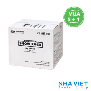 Thạch cao Snow Rock Die Stone Type 4