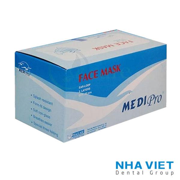 Khau trang MediPro 3 lop