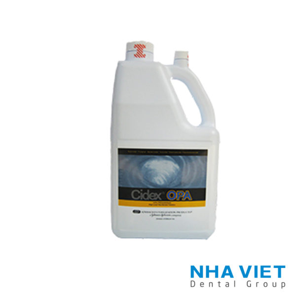 nuoc ngam dung cu Cidex Opa 5l