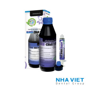Dung dung dịch bom rua GLUCO-CHEX 2%