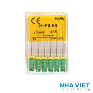 H-File Mani