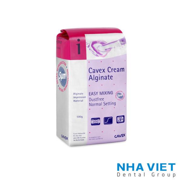 Alginate Cavex Cream