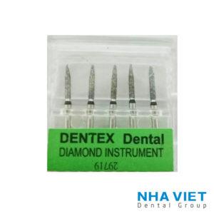 Mũi khoan kim cương Dentex