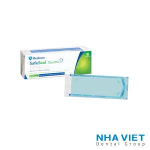 Túi hấp tự dán vô trùng Medicom