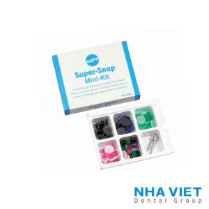 Bộ đánh bóng composite Super-snap Mini Kit Shofu