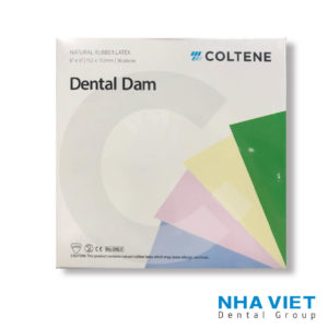 Đê cao su Coltene -Rubber latex
