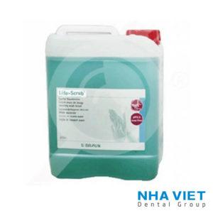 Can Dung dịch rửa tay sát khuẩn Lifo-Scrub