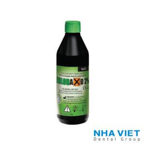 Dung dịch bơm rửa tủy Chloraxid 2%